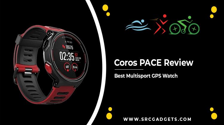 Coros PACE review - theaquapicks.com