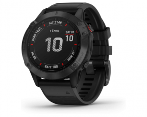 Garmin Fenix 6 Pro - Best Multisport Fitness Watch