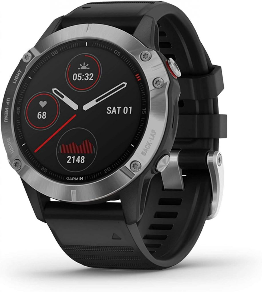 Garmin Fenix 6 Triathlon Watch Multisport Features – Most Selling