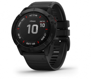 Garmin Fenix 6X – Best GPS Smartwatch