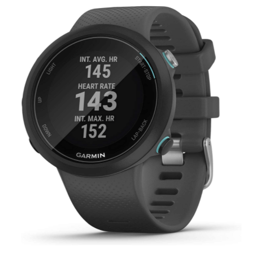 Garmin Swim 2, GPS Swimming Smartwatch for Pool and Open Water, Underwater Heart Rate