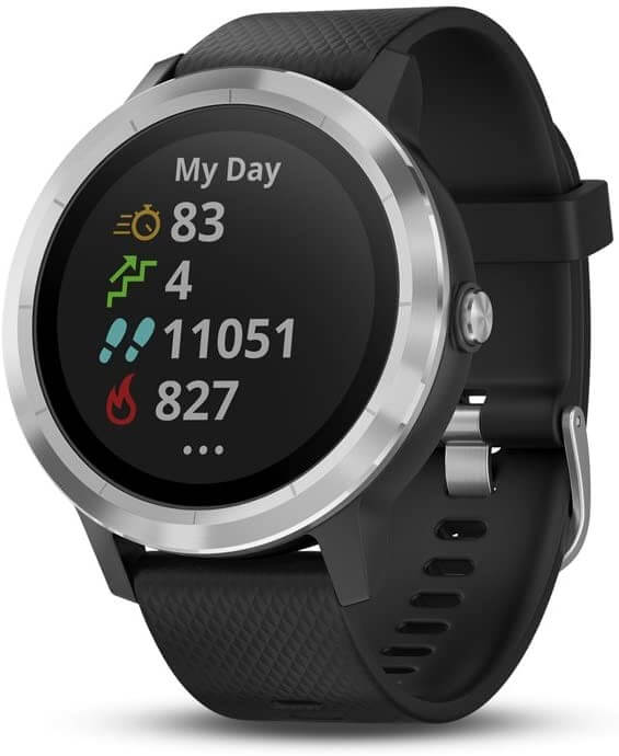 Garmin Vivoactive 3 Vivoactive 3 – Great Material And Silver Housing