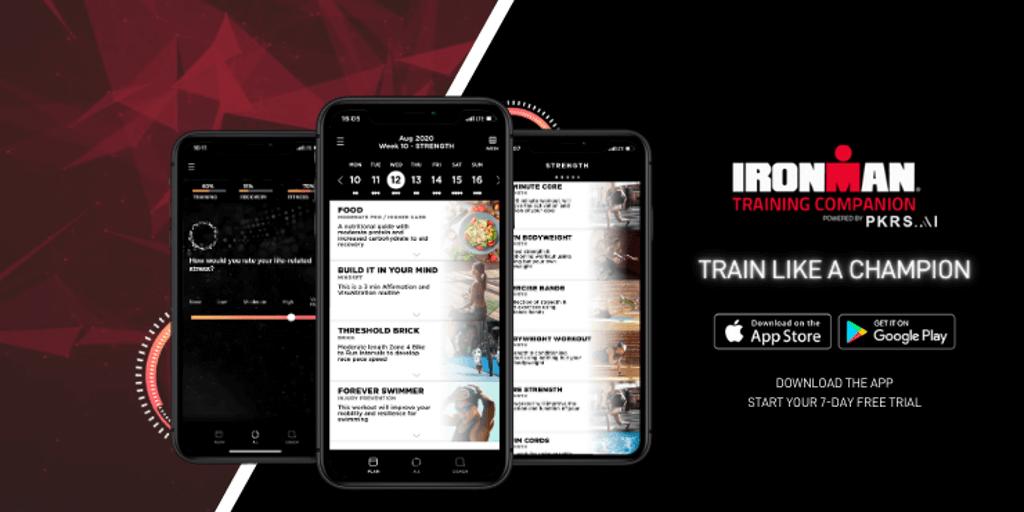 Ironman App - srcgadgets.com