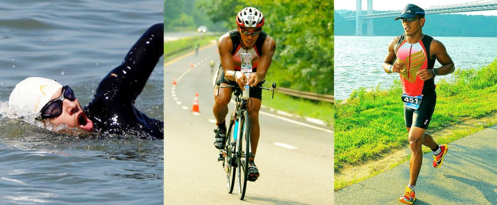 Training Yourself for Triathlon