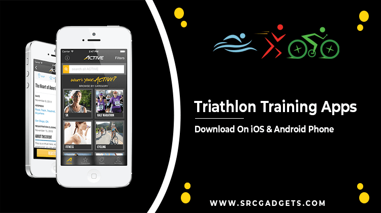 Triathlon Training Apps - srcgadgets.com