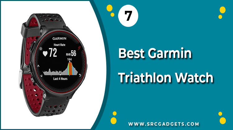 Best Garmin Triathlon Watch - srcgadgets.com