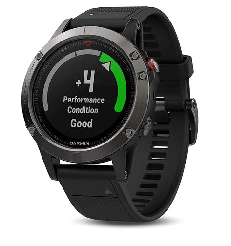 Garmin Fenix 5 - Best Rugged Smartwatch
