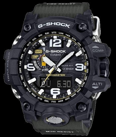 Casio Watch (Model - GWG1000-1A3)