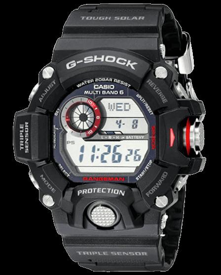 Casio Men's Master of G - Casio Watch With Compass