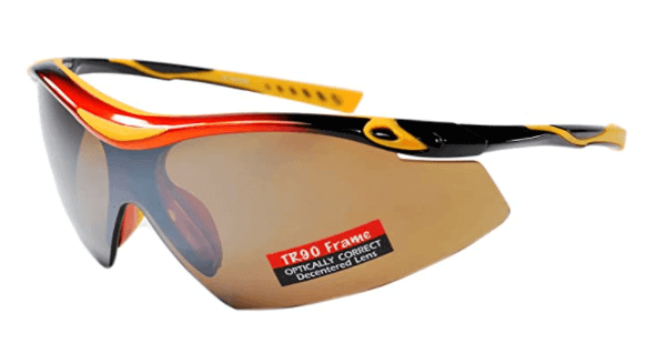 JiMarti Sport Wrap Unbreakable Sunglasses