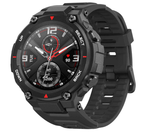 Amazfit T-Rex Smartwatch - Military Standard Certified Watch