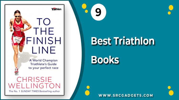 Best Triathlon Books - srcgadgets.com