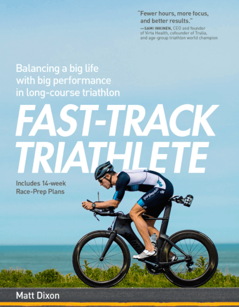 FastTrack Triathlete - Balancing a big life with big performance in long course triathlon