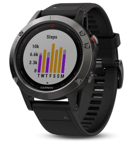Garmin fēnix 5 - Best Rugged Multisport GPS Smartwatch