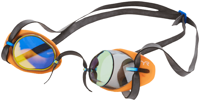 TYR Socket Rockets 2.0 Mirrored Goggles Safety glasses