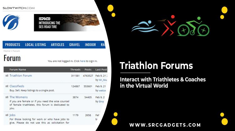 Triathlon Forums - srcgadgets.com