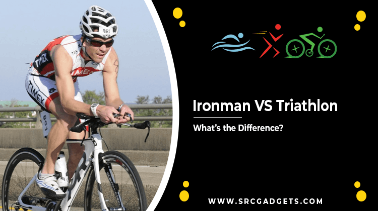 Ironman vs Triathlon - srcgadgets.com
