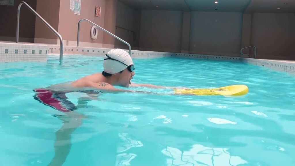 How to do Kick Drills in Swimming